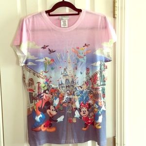 Disney Happiest Place on Earth Tee